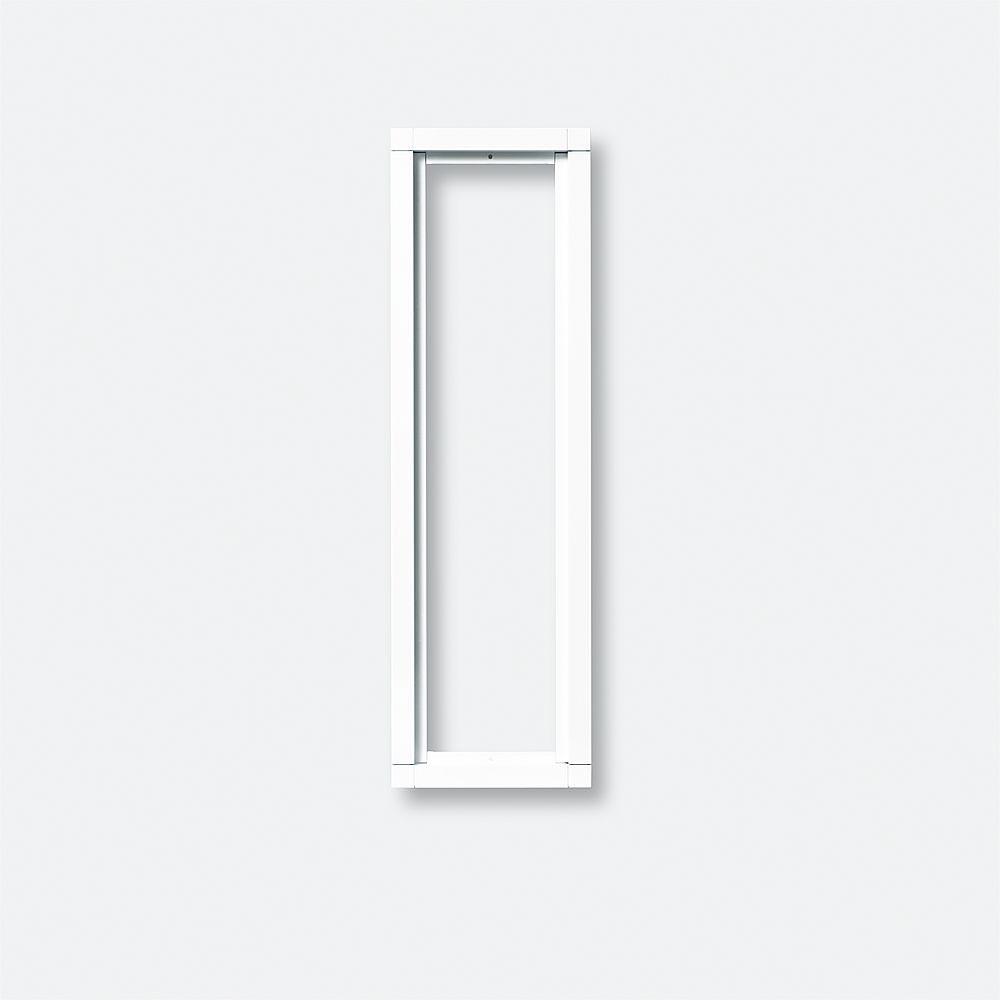 siedle kr 611 4 1 0 dg kombirahmen dunkelgrau glimmer. Black Bedroom Furniture Sets. Home Design Ideas