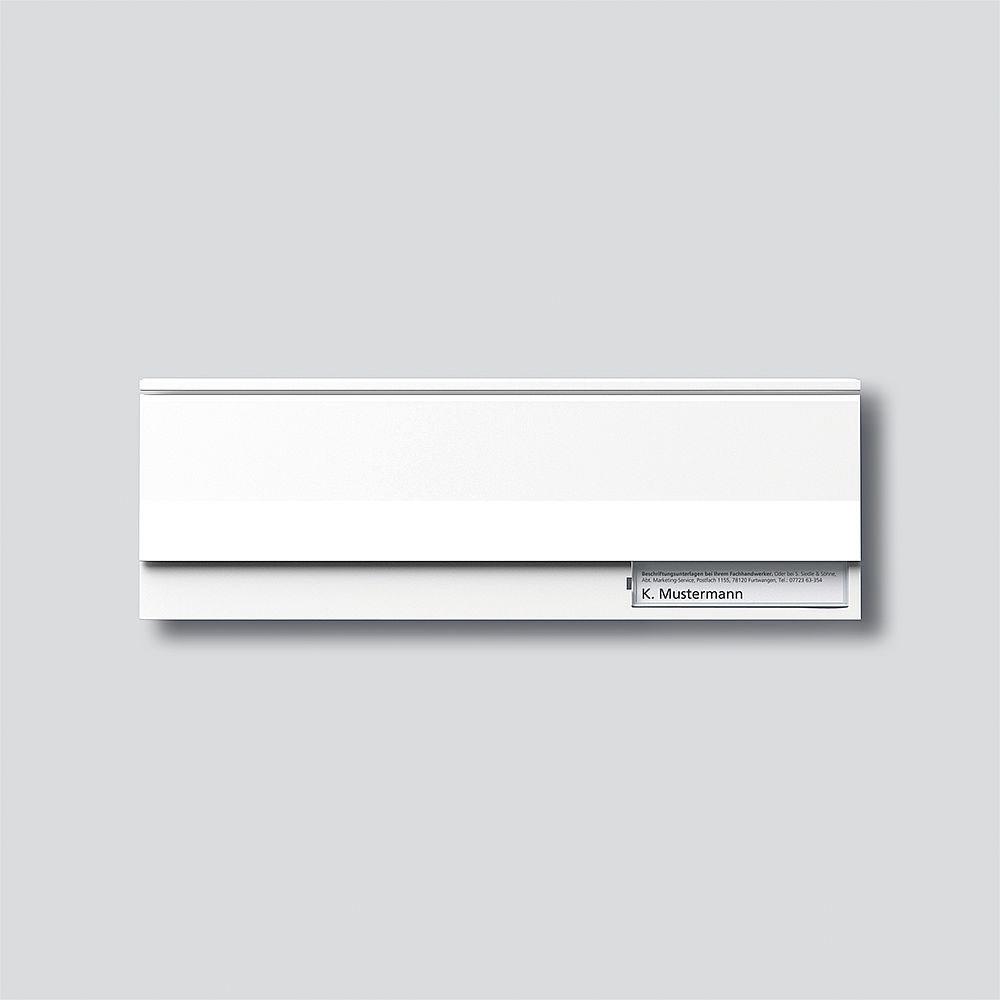 siedle be 611 3 1 0 wh briefeinwurfklappen modul weiss hochglanz online kaufen im voltus elektro. Black Bedroom Furniture Sets. Home Design Ideas