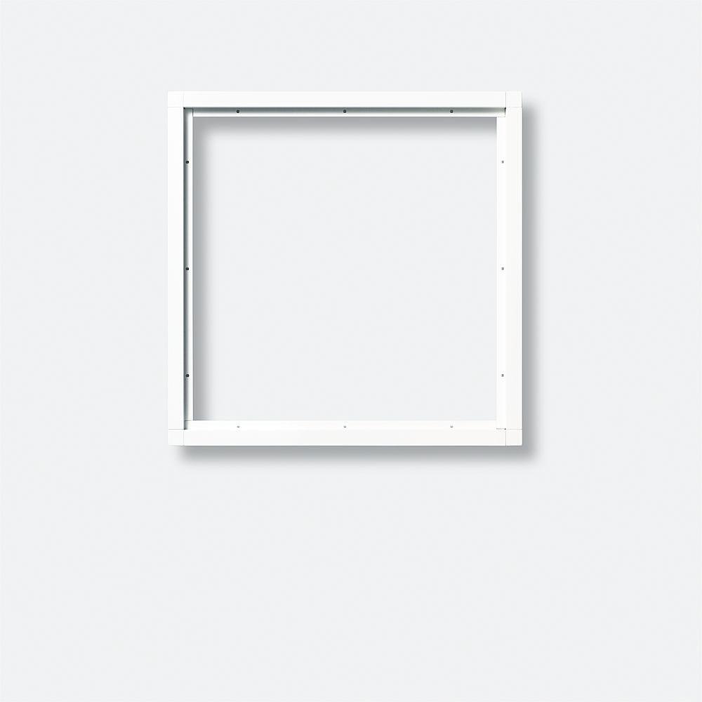 siedle kr 611 3 3 0 w kombirahmen weiss online kaufen im. Black Bedroom Furniture Sets. Home Design Ideas