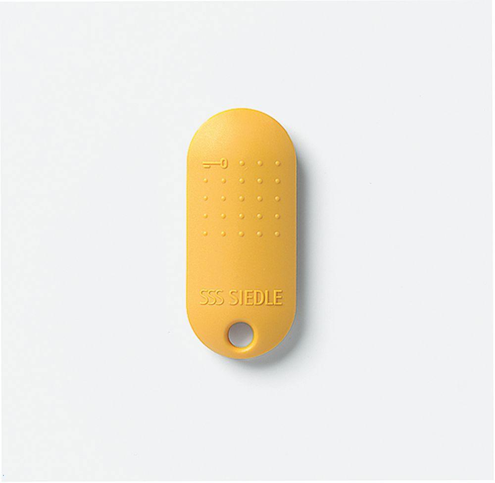 siedle ek 601 0 electronic key 1ve 3stck vpe 3st ck. Black Bedroom Furniture Sets. Home Design Ideas