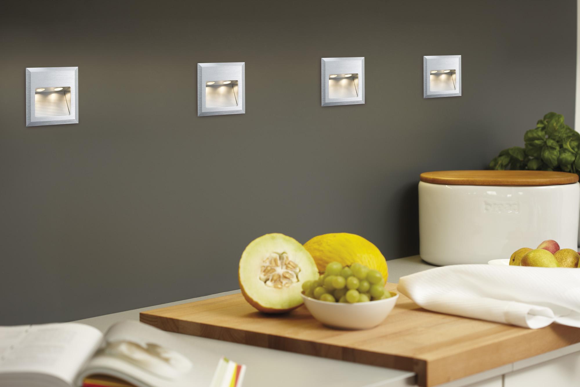 paulmann wandeinbauleuchte special line quadro online kaufen im voltus elektro shop. Black Bedroom Furniture Sets. Home Design Ideas