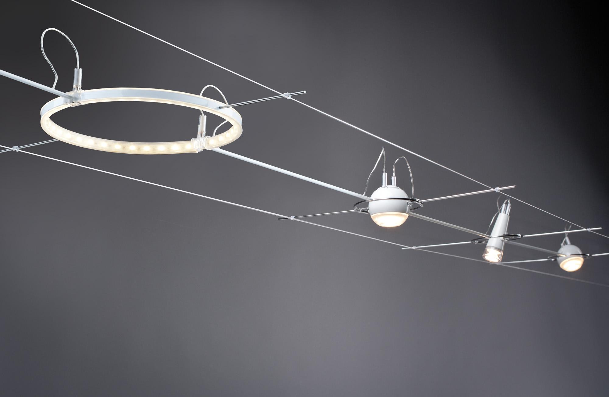 paulmann airled zuleitung 30cm wei 30 cm online. Black Bedroom Furniture Sets. Home Design Ideas