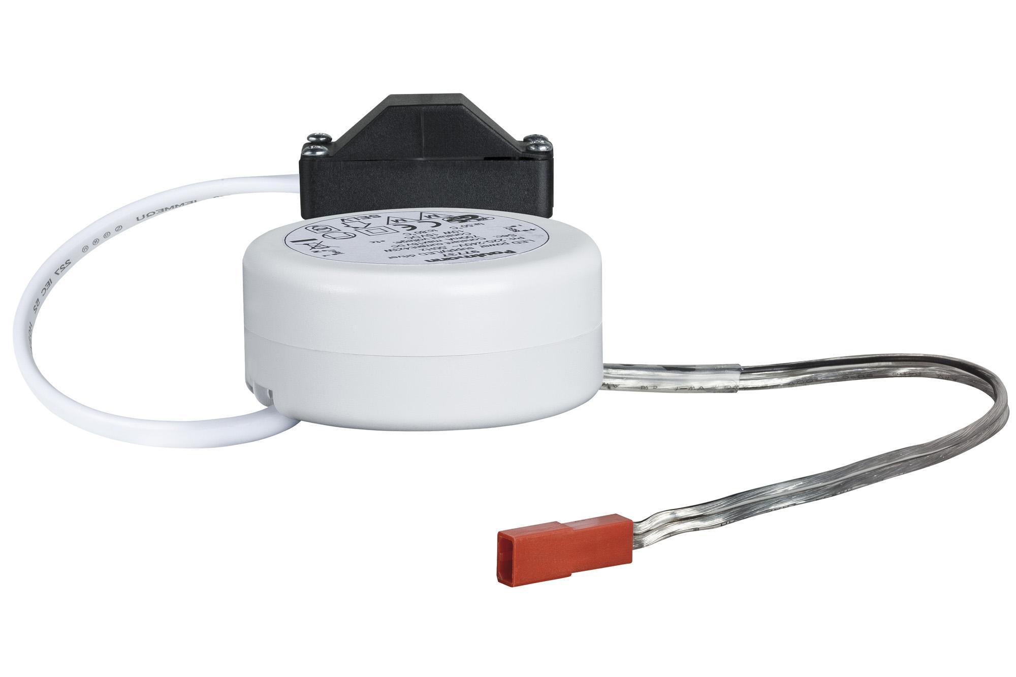 paulmann led disc power supply konstantstrom 700ma max 12w online kaufen im voltus. Black Bedroom Furniture Sets. Home Design Ideas