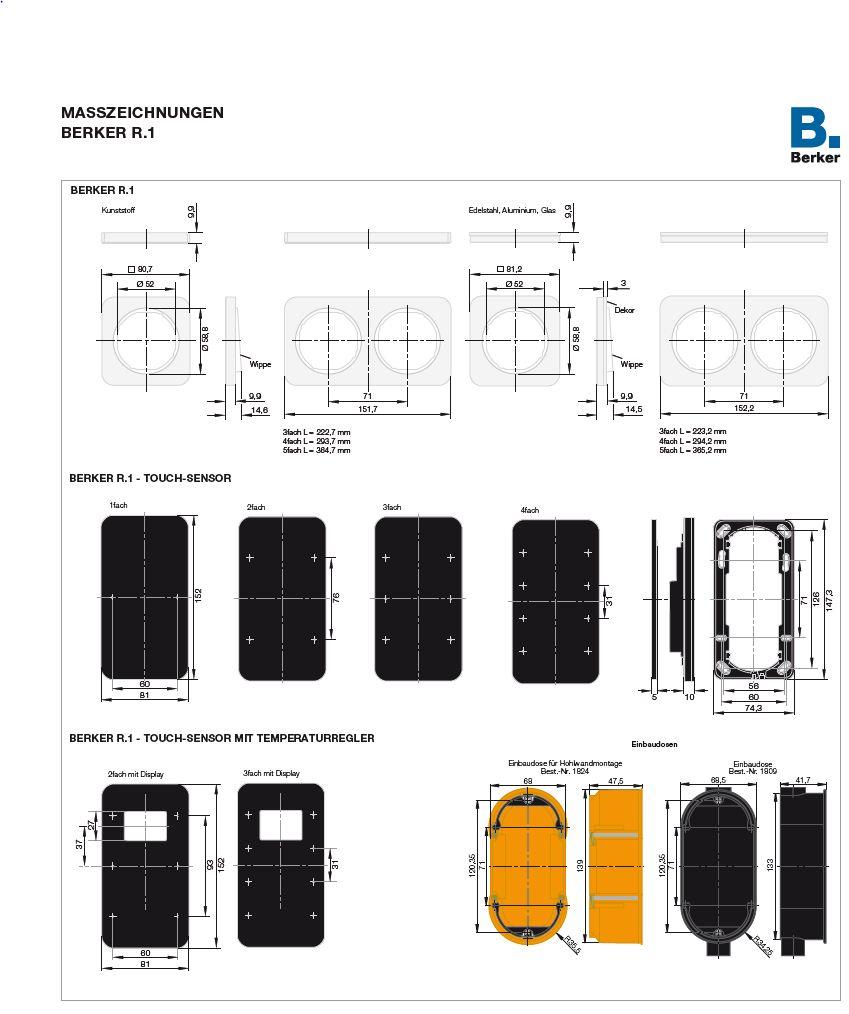 berker 10112339 rahmen r 1 acryl orange transparent polarwei gl nzend 1 fach online kaufen im. Black Bedroom Furniture Sets. Home Design Ideas
