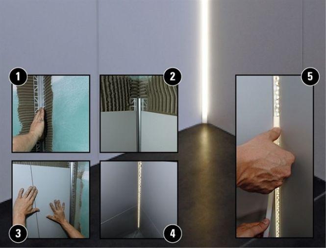 Deko Light 975340 Reprofil Fliesen Profil Ecke Innen Ev 01 08