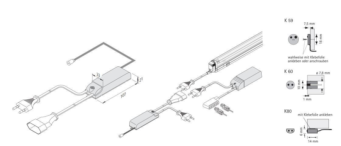 hera 50612080101 ir ds infrarot t r schalter mit sensor k 59 eurostecker online kaufen im. Black Bedroom Furniture Sets. Home Design Ideas