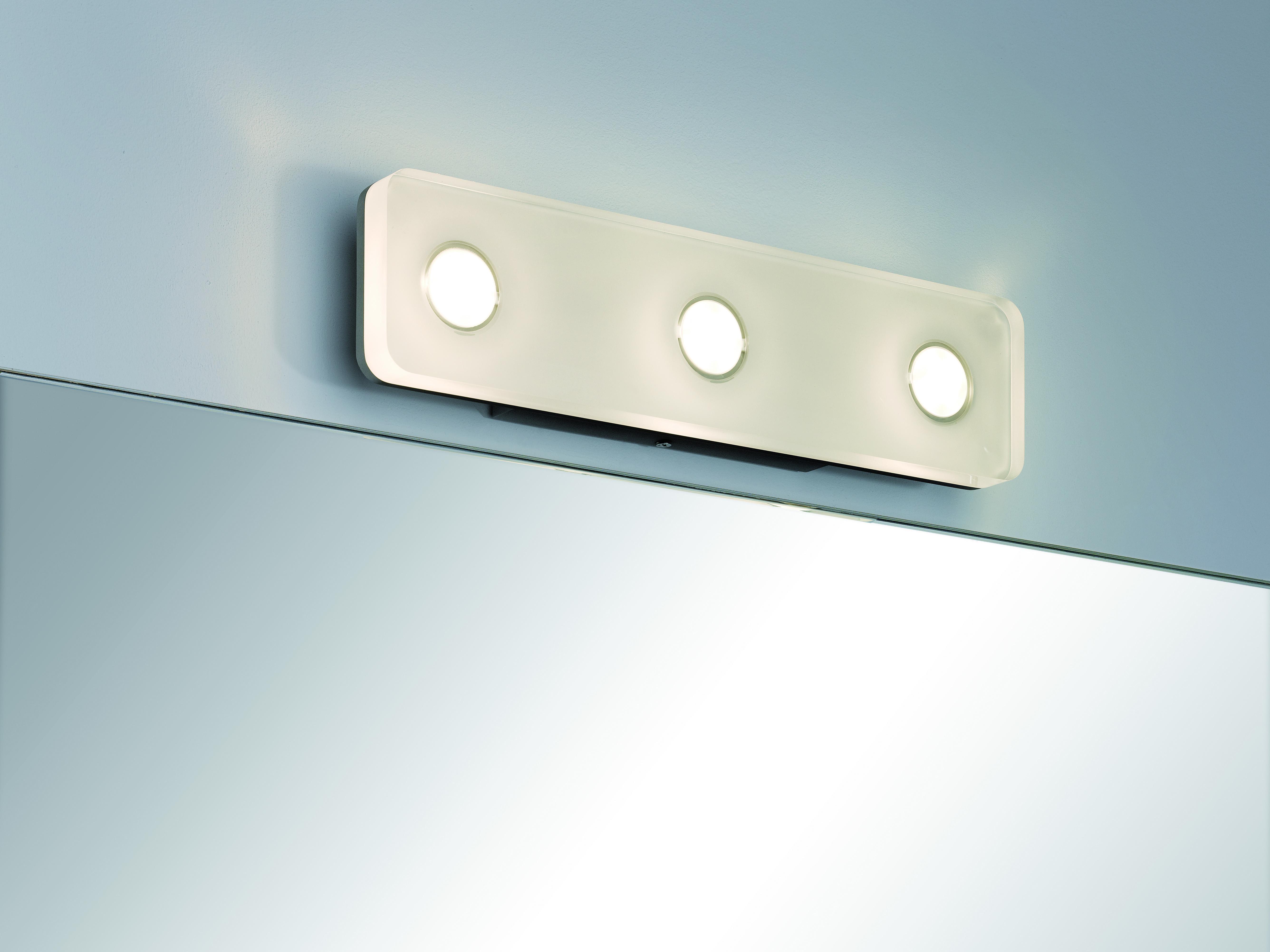paulmann led wand spiegelleuchte theta 16w 230v 15va 3000k 400mm online kaufen im. Black Bedroom Furniture Sets. Home Design Ideas