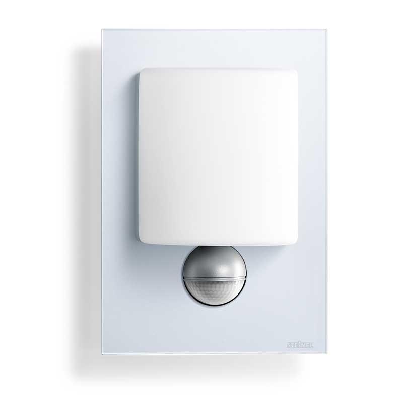 steinel 003838 l 680 led design sensor au enleuchte 230 v. Black Bedroom Furniture Sets. Home Design Ideas