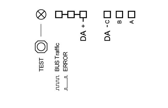 LUNATONE 89453847-3 DALI Expander 3 einfache Erweiterung eines DALI ...