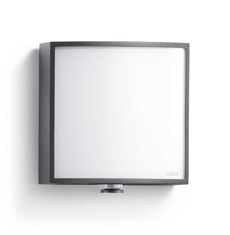 steinel 581916 l 676 led design sensor au enleuchte 230v. Black Bedroom Furniture Sets. Home Design Ideas