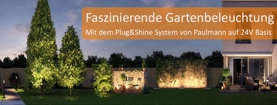 Paulmann Plug&Shine