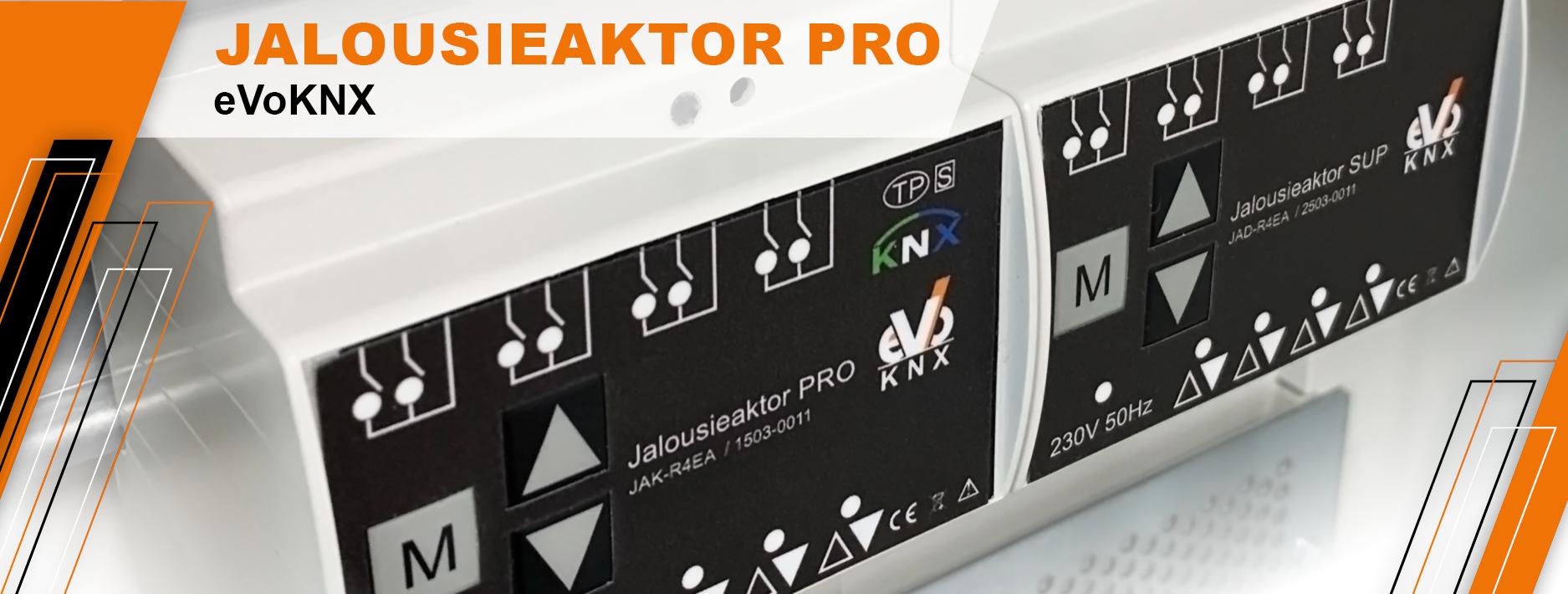 Jalousieaktor PRO