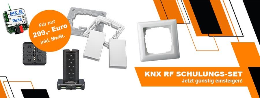 KNX RF Schulungs-Set